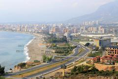 Stock Photo of Alanya city