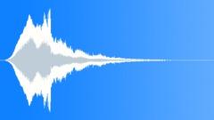 Cinematic Teleport Stinger (FX, Portal, Whoosh) - sound effect