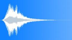 Cinematic Teleport Stinger 2 (FX, Portal, Whoosh) Sound Effect