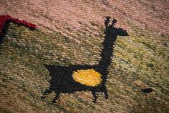 Andean loom Stock Photos