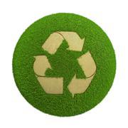 Environmental protection 3d render Stock Illustration