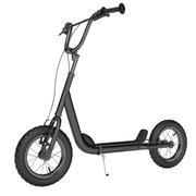 Kick scooter - stock illustration