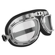 Pilot's goggles 3d - stock illustration