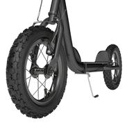 Scooter tire - stock illustration