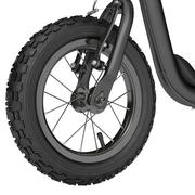 Spoked wheel - stock illustration