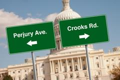 Street signs in Washington D.C. Kuvituskuvat