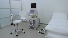 Stock Video Footage of Apparatus for ultrasound