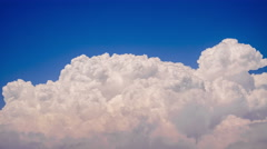 Clouds Timelapse 4K - stock footage