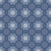 Art abstract geometric seamless pattern - stock illustration