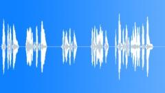 Gbpusd (VWAP - fair price) - sound effect