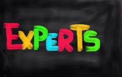 Experts Concept - stock illustration
