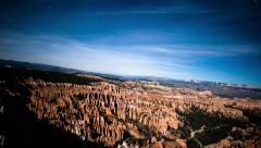Bryce Canyon Astral Time-Lapse - stock footage
