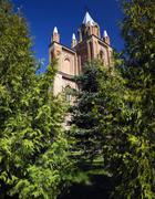 old church   Belarus. - stock photo