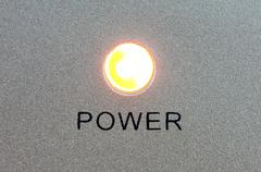 Power indicator Stock Photos