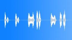 Small creature voice Sound Effect