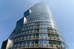Unisys Andromeda Tower Skyscraper - stock photo