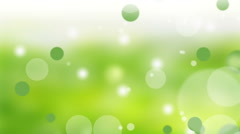 Background Natural Green Abstract Background Bright Nature Shine Summer Stock Footage