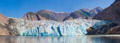 Beautiful Glacier in Alaska Stock Photos