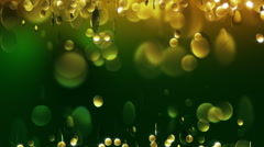 Gold Coins Particle Shine Amazing Loop Magic Seamless Shine Star Stock Footage