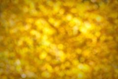 autumnal natural bokeh - stock photo