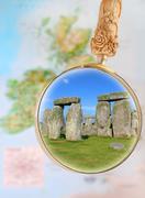 Stonehenge Kuvituskuvat