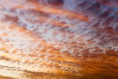 Sky sunrise sun Stock Photos