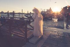 Carnival of Venice Stock Photos