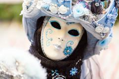 Stock Photo of Carnival of Venice