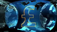 Earth and Pound - stock footage