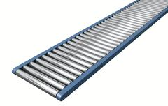 Roller Conveyor Stock Illustration