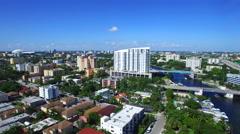 Miami River Little Havana 2 Stock Footage