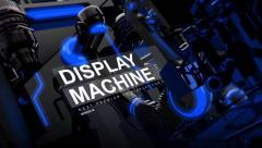 Display Machine Stock After Effects