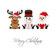 Stock Illustration of Illustration Vector Graphic Christmas