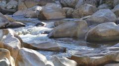River rapids 2 - stock footage