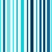 Blue pastel stripes seamless pattern - stock illustration