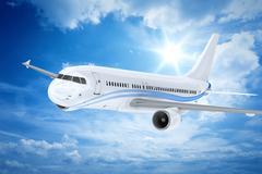 Stock Illustration of Airplane