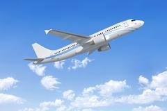 Airplane - stock illustration