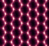 Stock Illustration of Lens Flare overlap red ring pattern