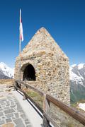 Grossglockner High Alpine Road - stock photo