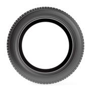 Tire isolated on the white background - stock illustration