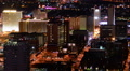 Las Vegas Cityscape 09 Time Lapse Downtown Pan R Footage