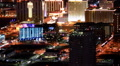 Las Vegas Cityscape 14 Time Lapse Loop Downtown Footage