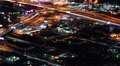 Las Vegas Cityscape 31 Time Lapse Loop Freeway HD Footage