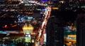 Las Vegas Cityscape 41 Time Lapse Loop Footage