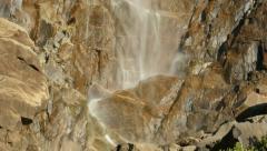 4K Yosemite Bridalveil Fall 12 - stock footage