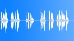 NzdUsd (VOLFIX) Day Cluster Chart Sound Effect
