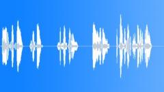 UsdChf (Center) Bollinger Bands - sound effect