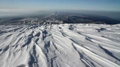Mount Hermon Panorama Stock Footage