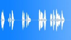 EurChf (ATAS) H4 volume - sound effect