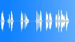 EurChf (VOLFIX) Day Cluster Chart Sound Effect
